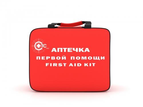 ООО «ПКЦ СпецТехСбыт» — Аптечка первой помощи для предприятий торговли и питания (сумка)